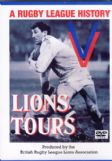 HISTORY OF THE LIONS TOURS